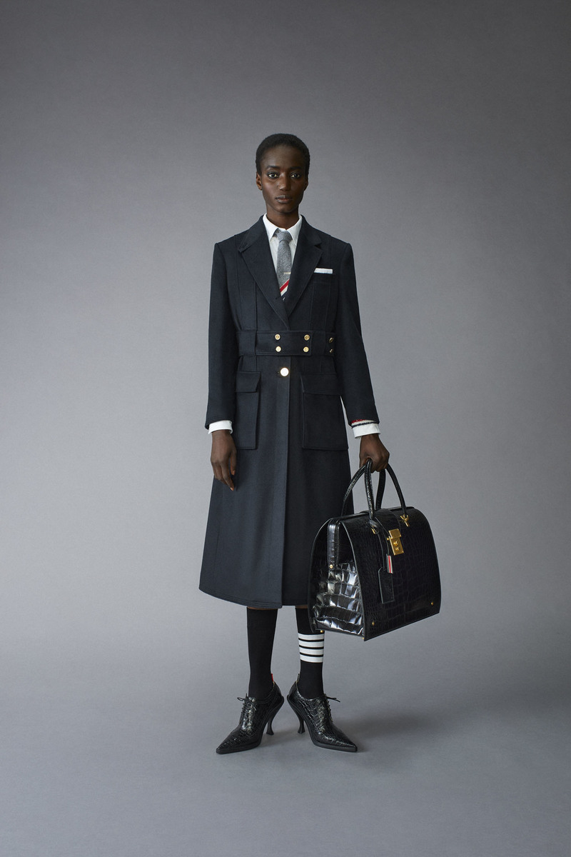LUNDLUND : Thom Browne Fall21 Womenswear