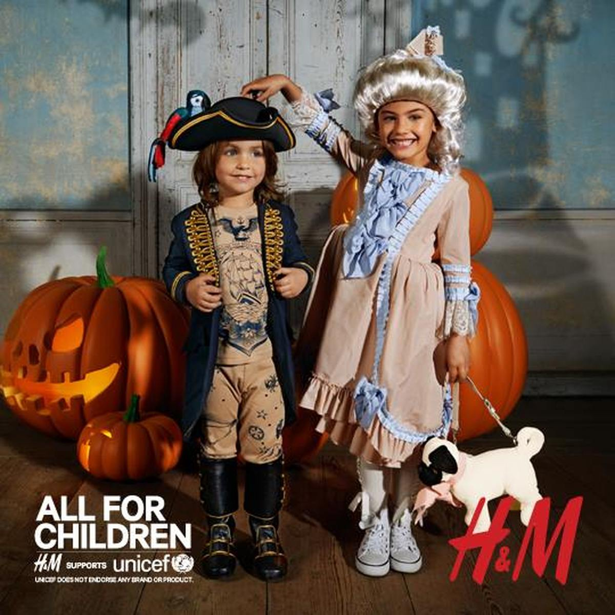 LUNDLUND : H&M all for children