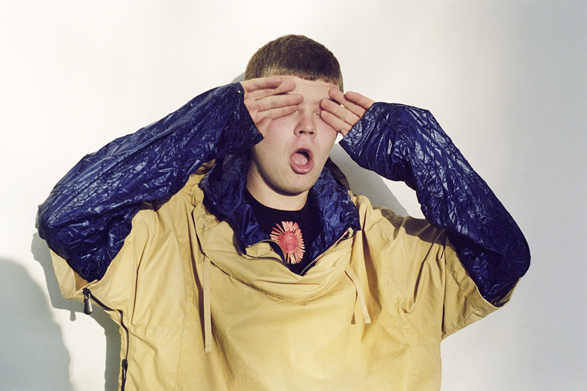 LUNDLUND : Dazed & Confused Yung Lean