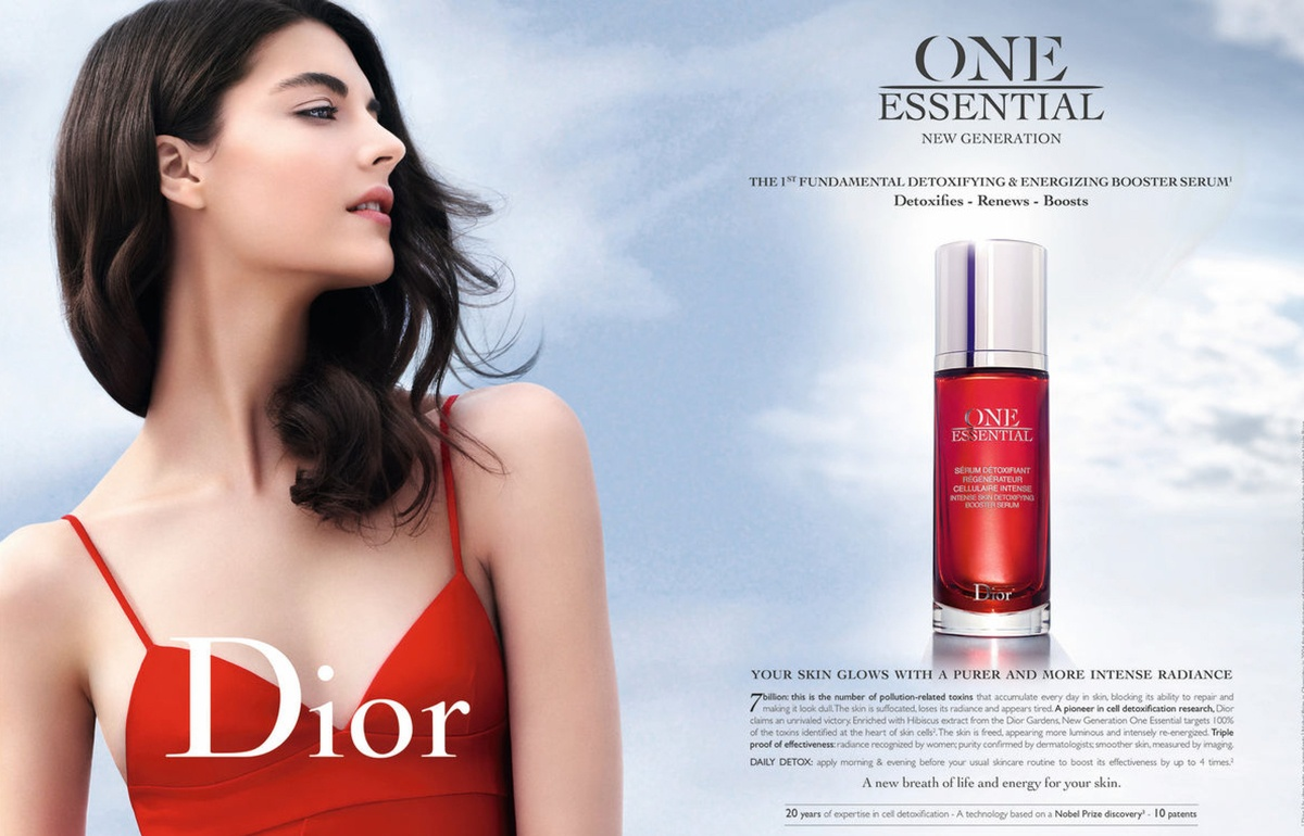 LUNDLUND : Dior One Essential