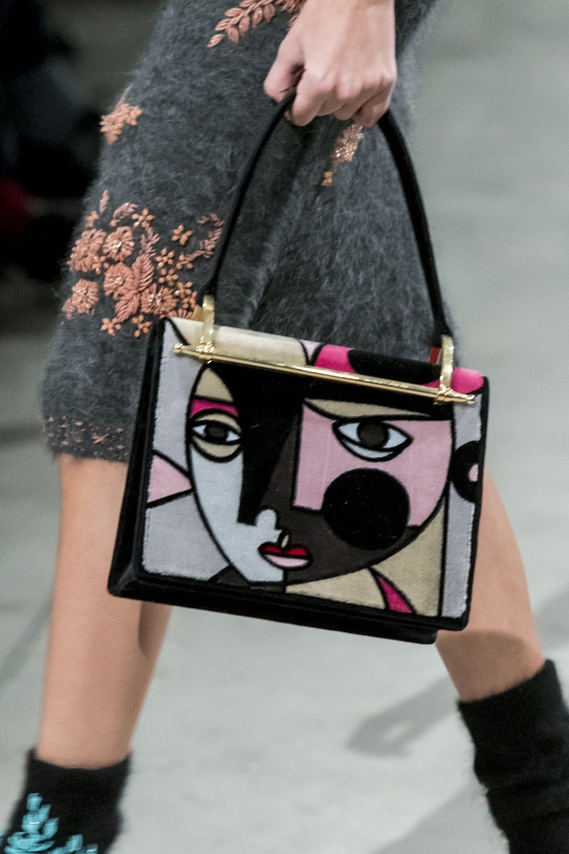 LUNDLUND : Print for Prada bags fall 2017