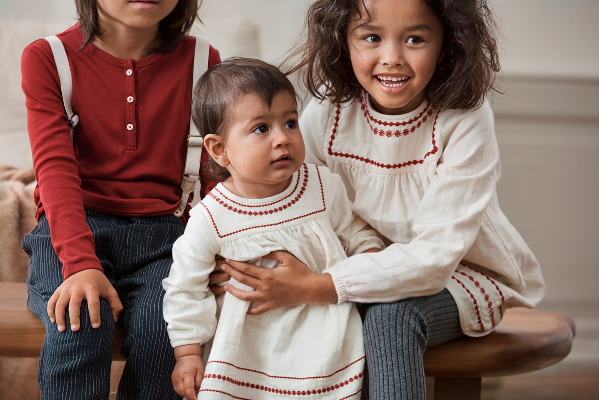 LUNDLUND : H&M Kids Exclusive Holiday